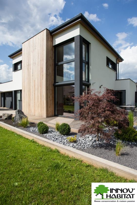 Maison Yutz - Crédits Innov'Habitat