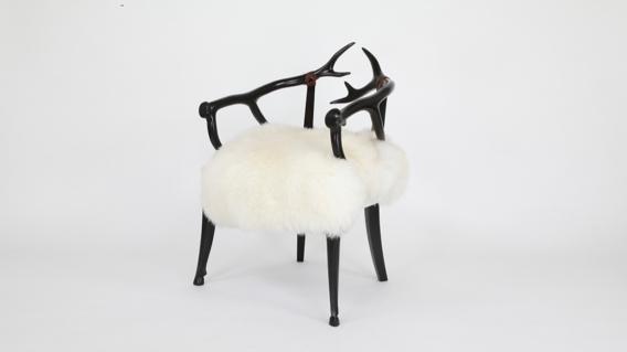 fauteuil Cerf - Crédits Henryot et Cie