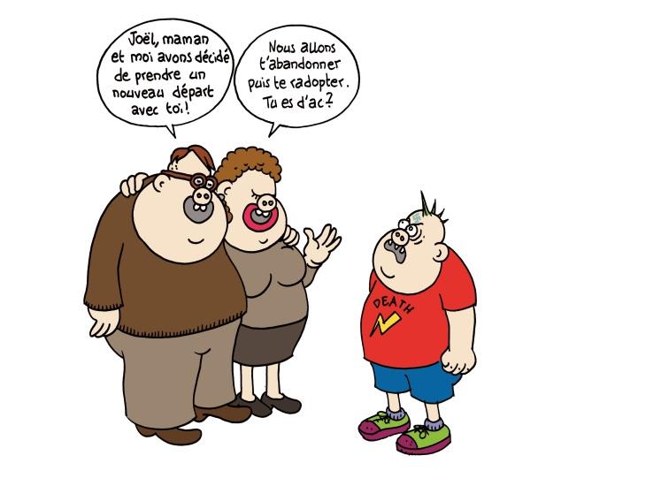 Cartoons pour Siné Mensuel - Crédits Yan Lindingre (3)