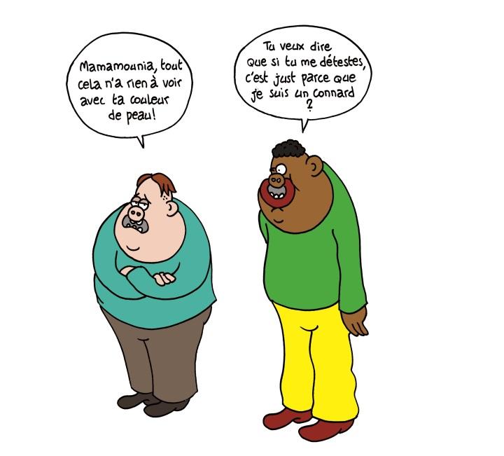 Cartoons pour Siné Mensuel - Crédits Yan Lindingre (4)