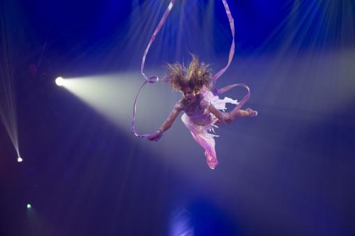 Crédits Cirque Arlette Gruss